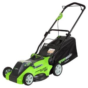Greenworks Tools Akku-Rasenmäher